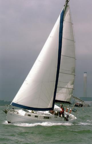 Hallberg-Rassy 35