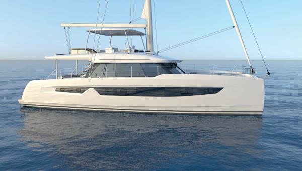 Heysea 56 Sailing Catamaran