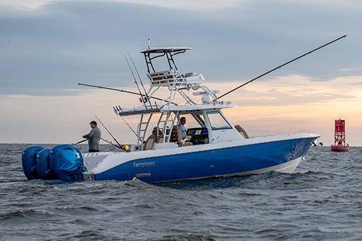 Everglades Boat image