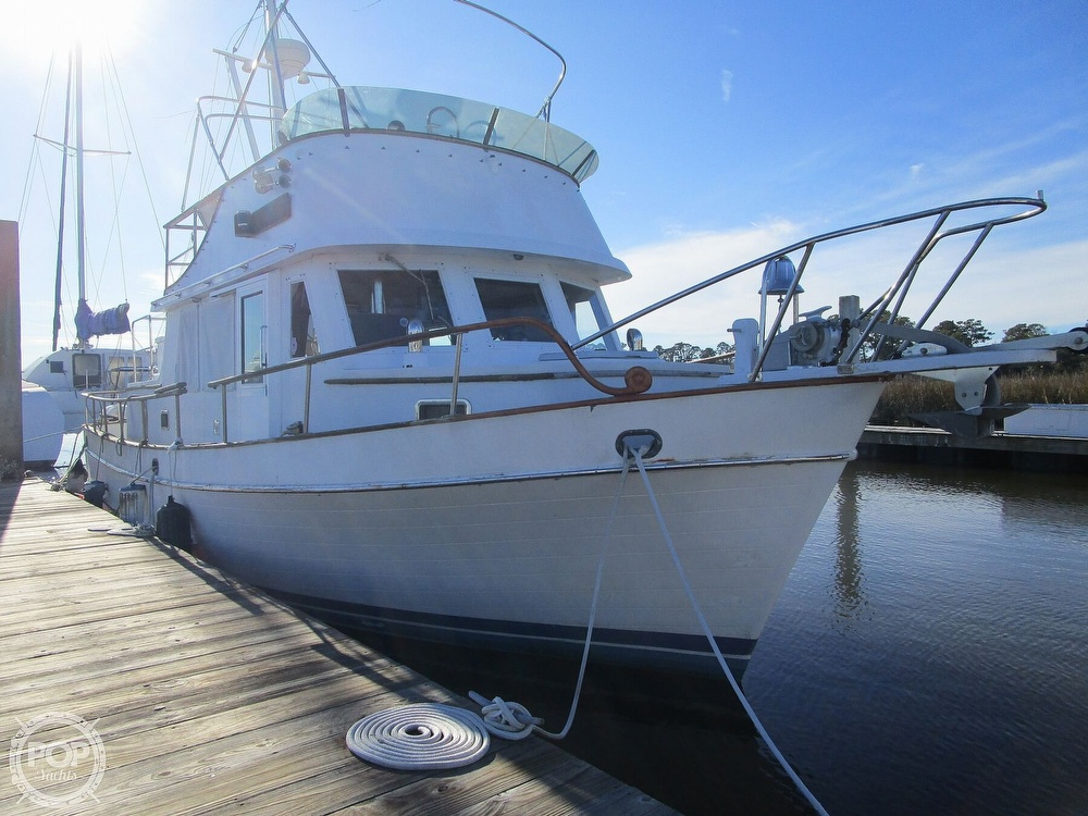 Marine Trader Double Cabin 1977 Marine Trader 34 for sale in Savannah, GA