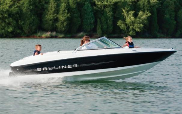Bayliner 175 Manufacturer Provided Image