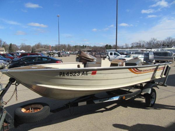 Sea Nymph 16 Fishing Machine