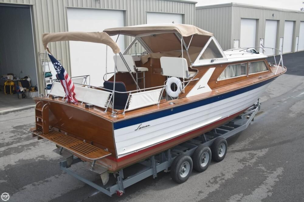 Lyman 30' Express Cruiser 1969 Lyman 30' Express Cruiser for sale in Lakeside Marblehead, OH