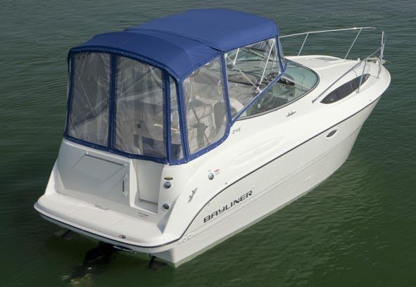 Bayliner 245 Cruiser Manufacturer Provided Image