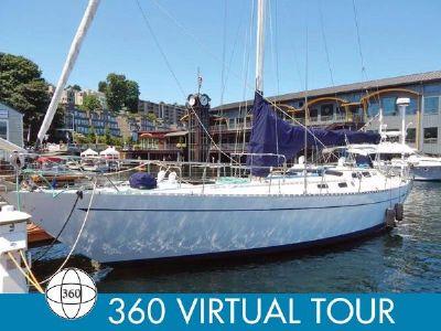 Bruce Roberts 45 Offshore Cruiser Main