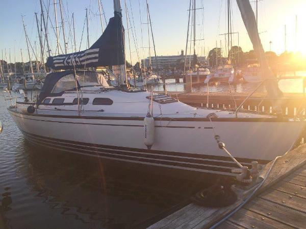 X-Yachts X-362 Sport