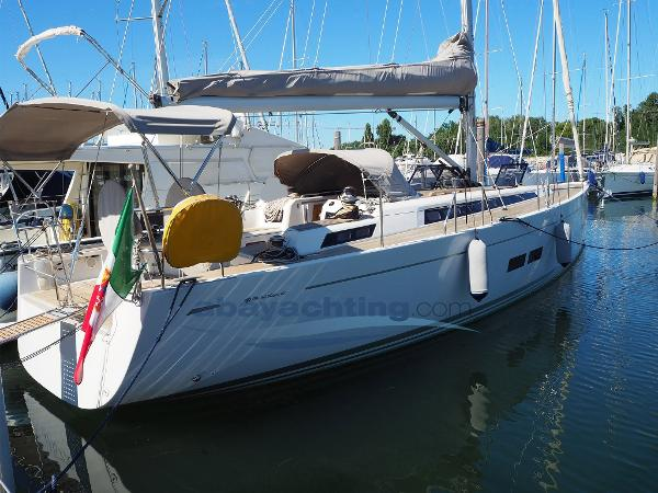 Grand Soleil Grand Soleil 43 Maletto Abayachting Grand Soleil 43 Maletto Cantiere del Pardo 1