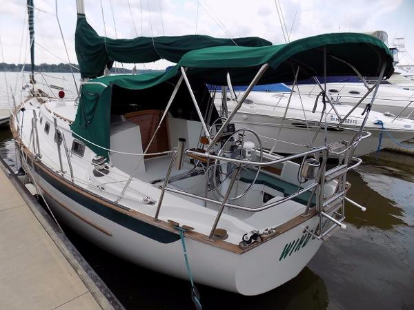 Pacific Seacraft 31