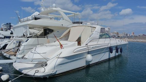 Sea Ray 580 Super Sun Sport
