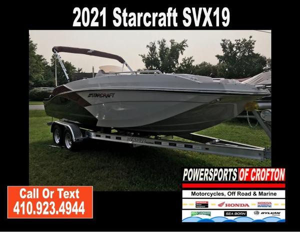 Starcraft SVX 211 OB