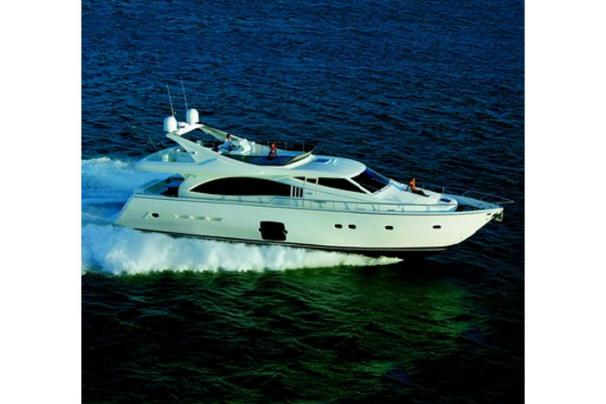 Ferretti Yachts 731 Manufacturer Provided Image: 731