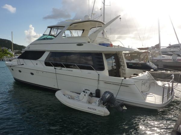 Carver 57 Pilothouse Voyager Photo 1