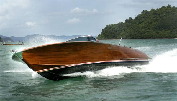 Kay Tek 32 Motor Yacht