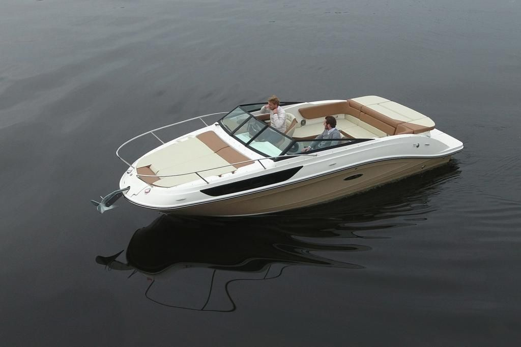 Sea Ray 230 SSE NEU Sunsport