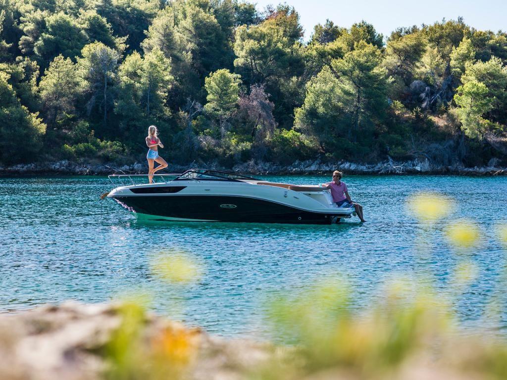 Sea Ray 230 Sun Sport  Verkauft