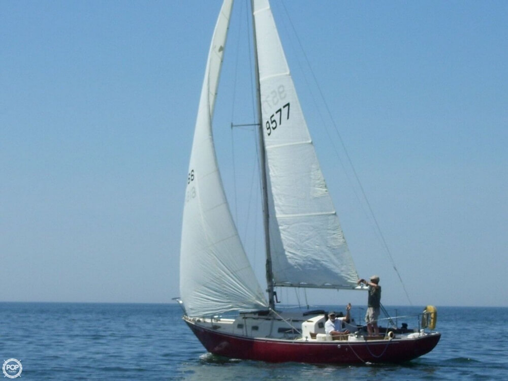 C&C 30 Redwing 1970 C & C 30 for sale in South Haven, MI