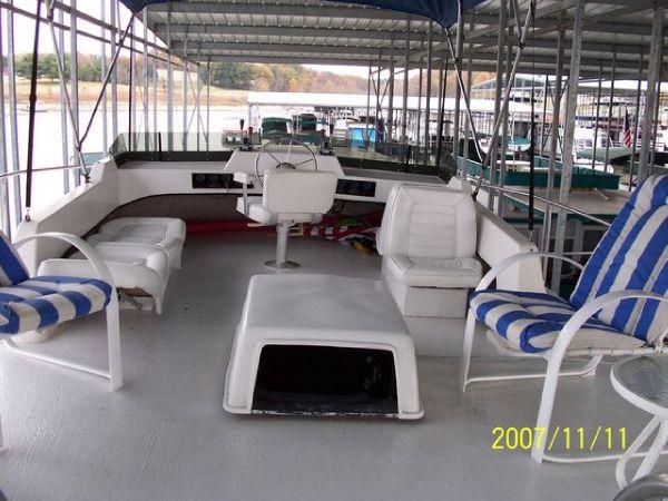 Drifter Houseboat 14x54