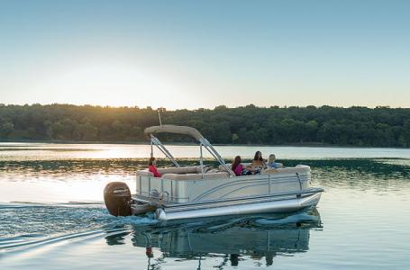 Harris Flotebote Sunliner 240