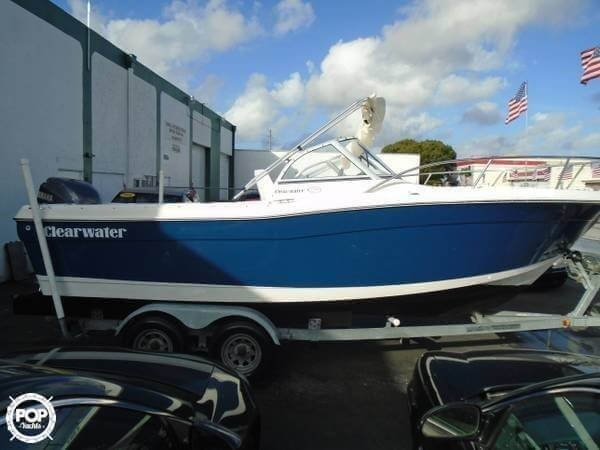 Clearwater 2200dc 2008 Clearwater 2200 DC for sale in Hollywood, FL