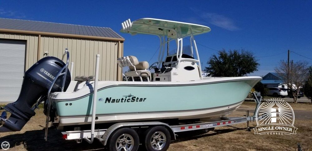 NauticStar 2302 Legacy 2017 Nautic Star 2302 Legacy for sale in Defuniak Springs, FL