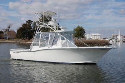 Ocean Master 34 Diesel CC Express 34 Ocean Master, stbd bow