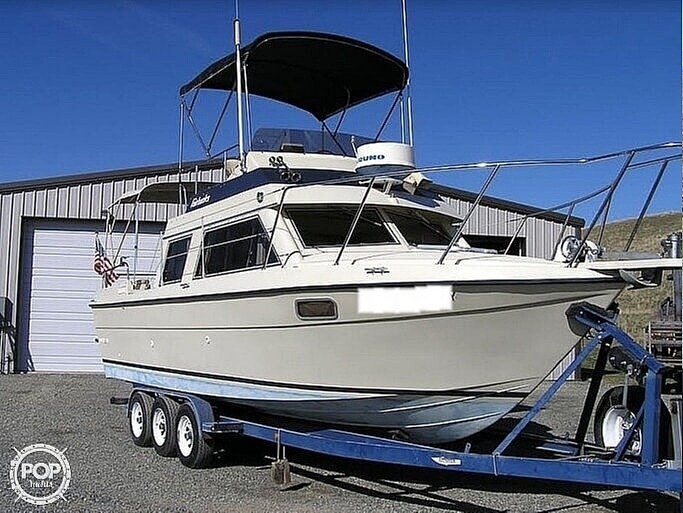 Fairbanks Yachts 28 1987 Fairbanks 28 for sale in Townsend, MT