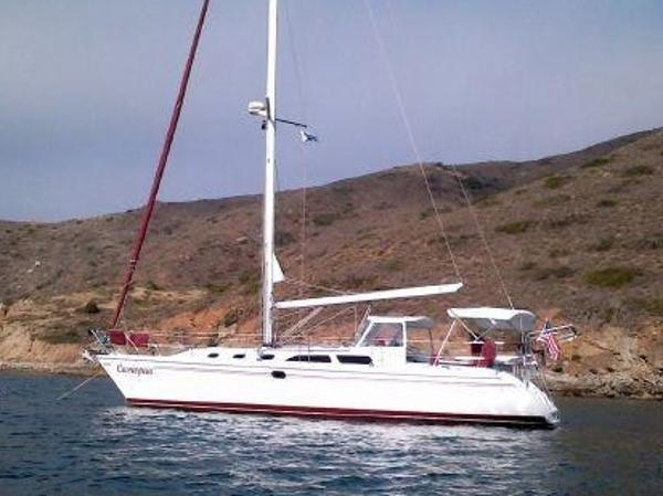 Catalina 42 MkII @ Catalina