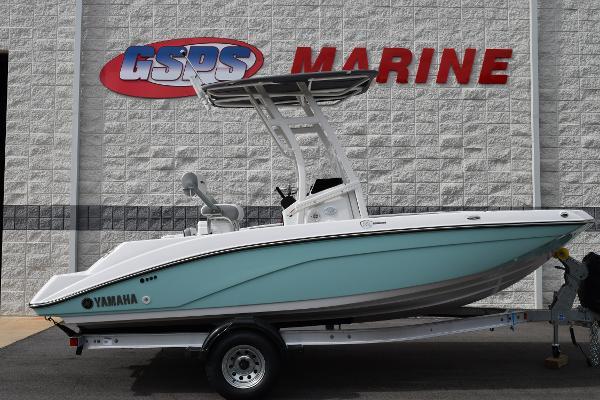 Yamaha Boats 195 FSH