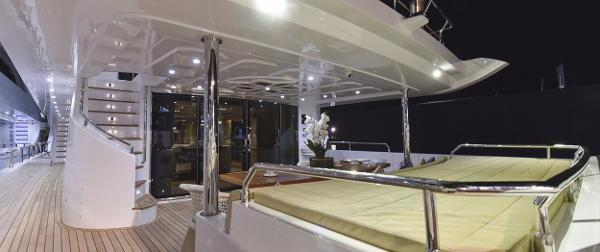 Majesty Yachts Majesty 110 Manufacturer Provided Image