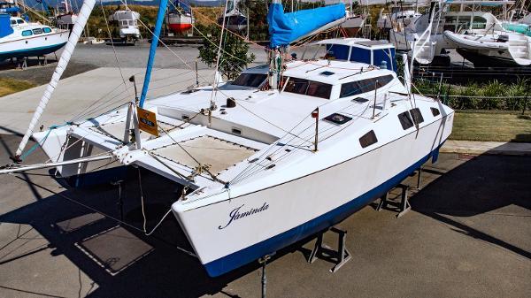 Catamaran Arber 33