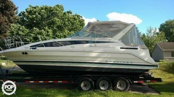 Bayliner Ciera 2855 SB 1995 Bayliner CIERA 2855 SB for sale in Syracuse, IN