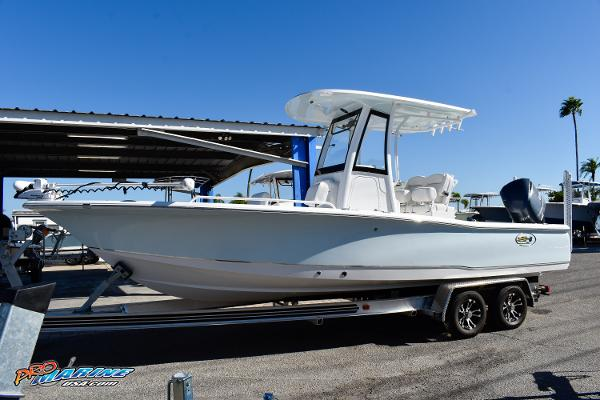 Sea Hunt BX25 FORWARD SEATING