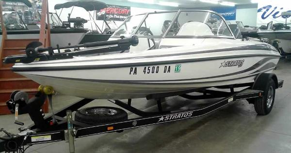 Stratos 476 Ski-N-Fish