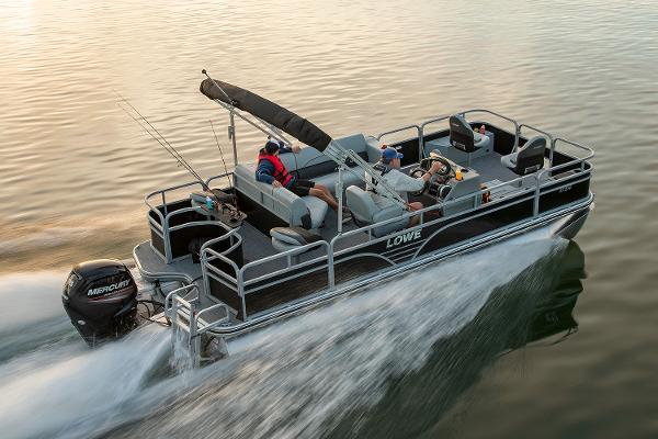 Lowe SF214 Sport Fish Manufacturer Provided Image
