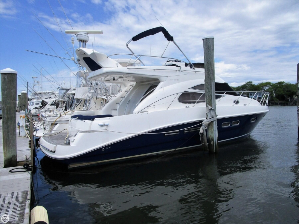 Sealine F42/5 Flybridge 2002 Sealine F42/5 Flybridge for sale in Lawrence, NY