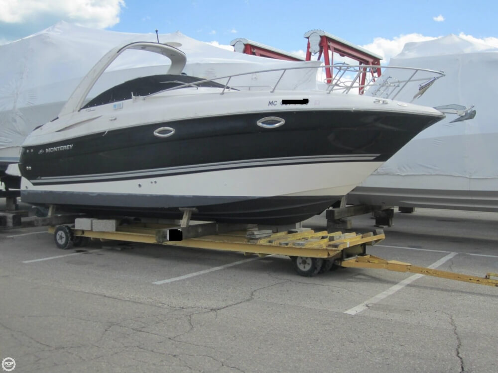 Monterey 270 Sc 2007 Monterey 270 SC for sale in Saint Clair Shores, MI