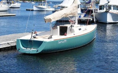 J Boats J/100 J/100 - Samadhi - On Float