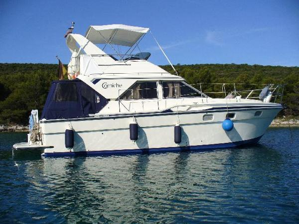 Fairline 31 CORNICHE Main