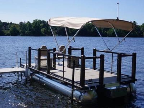 Lake Lounger 18' Fish