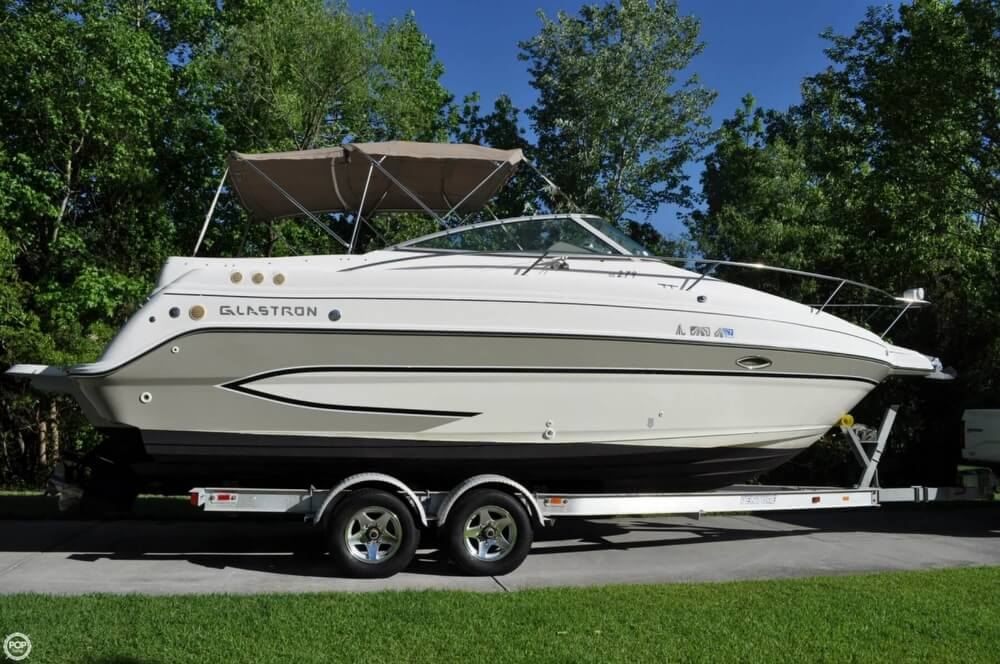 Glastron GS 279 SPORT CRUISER 2007 Glastron GS 279 Sport Cruiser for sale in Jacksonville, NC