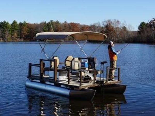 Lake Lounger 13' Four-Corner Fish