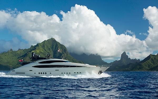 Palmer Johnson Motor Yacht