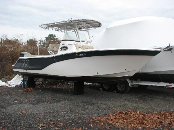 Sea Fox 249 Avenger Starboard