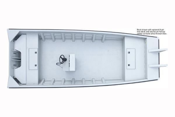 SeaArk 2072 Workhorse Manufacturer Provided Image