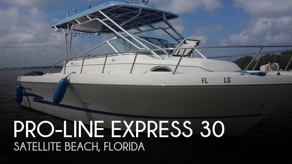Pro Line Express 30 2000 Pro-Line Express 30 for sale in Satellite Beach, FL