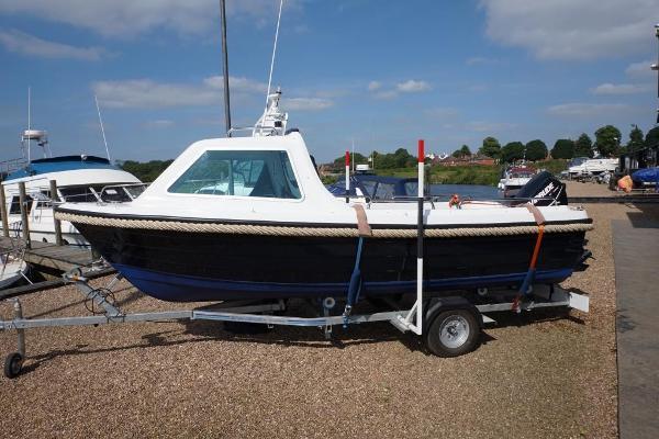 Delta Boat Company Kruger Delta II