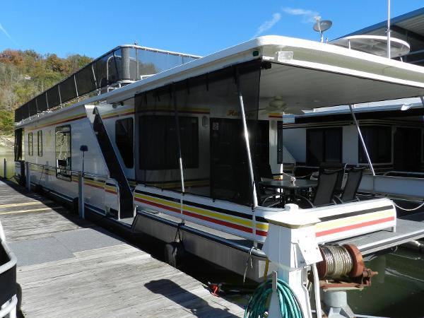 Sunstar 16' x 55' Houseboat