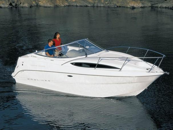 Bayliner 2455 Ciera Manufacturer Provided Image