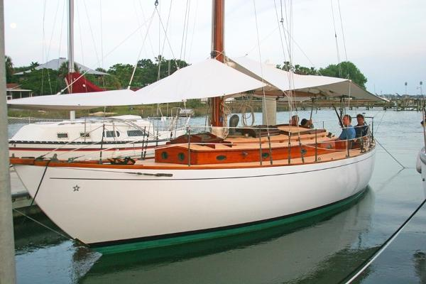 Concordia 41 foot Yawl