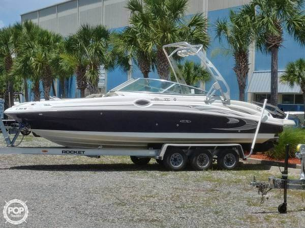 Sea Ray 270 Sundeck 2005 Sea Ray 270 Sundecker for sale in Havana, FL